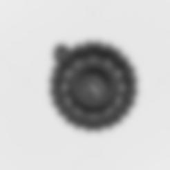 Télécharger fichier STL Pendentif Magic Letter W • Design pour imprimante 3D, mandrakecr