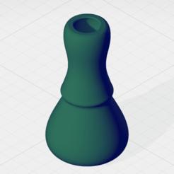 FPN05.png Download STL file Vase for Plant FPN05 • 3D printing model, mandrakecr