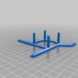 Download free STL file Ender 3 ADKS Rear Motherboard Case v2 • 3D printable template, Adarkstudio