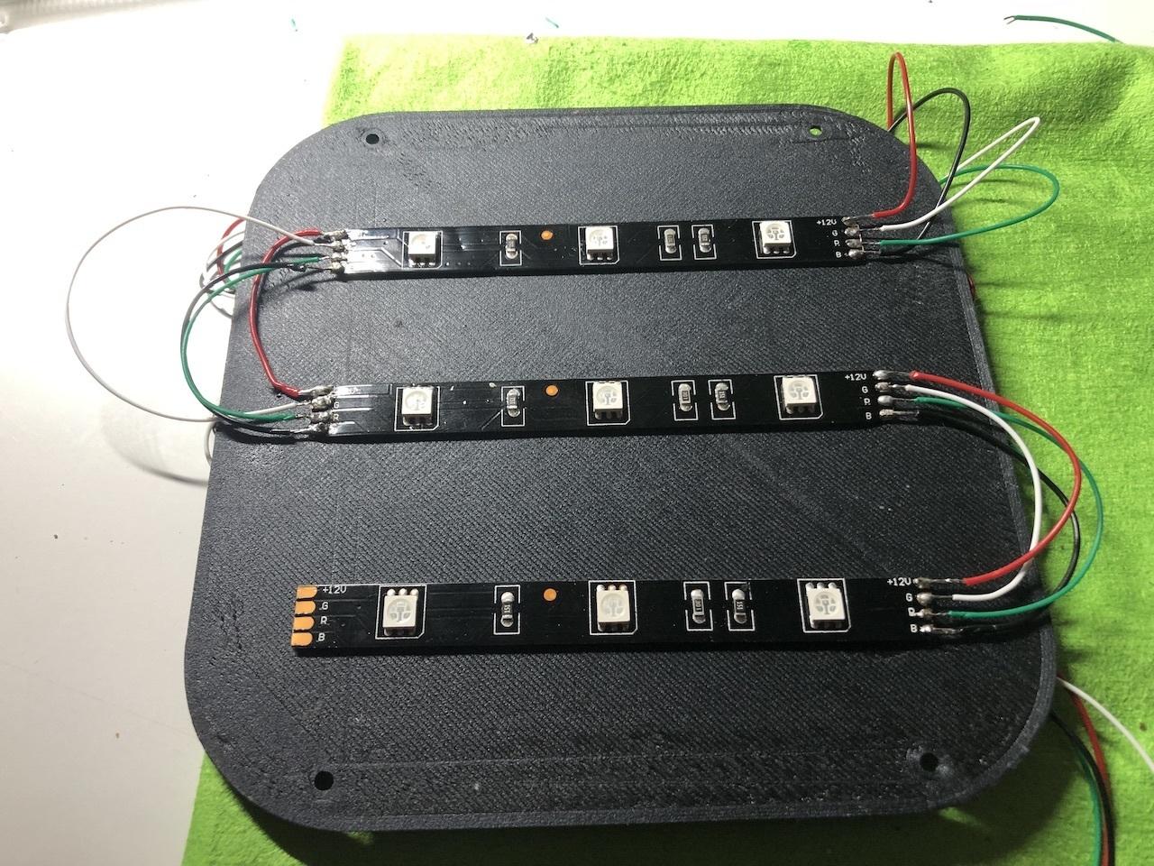img_06.jpeg Télécharger fichier STL gratuit ADKS - Lampe de table multicolore Bluetooth • Design pour imprimante 3D, Adarkstudio