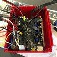 Download free STL file Ender 3 Pro Rear Motherboard Enclosure, Adarkstudio