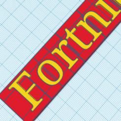 Télécharger objet 3D gratuit Fortnite Modèle 3D suspendu, ahmadalhawari24