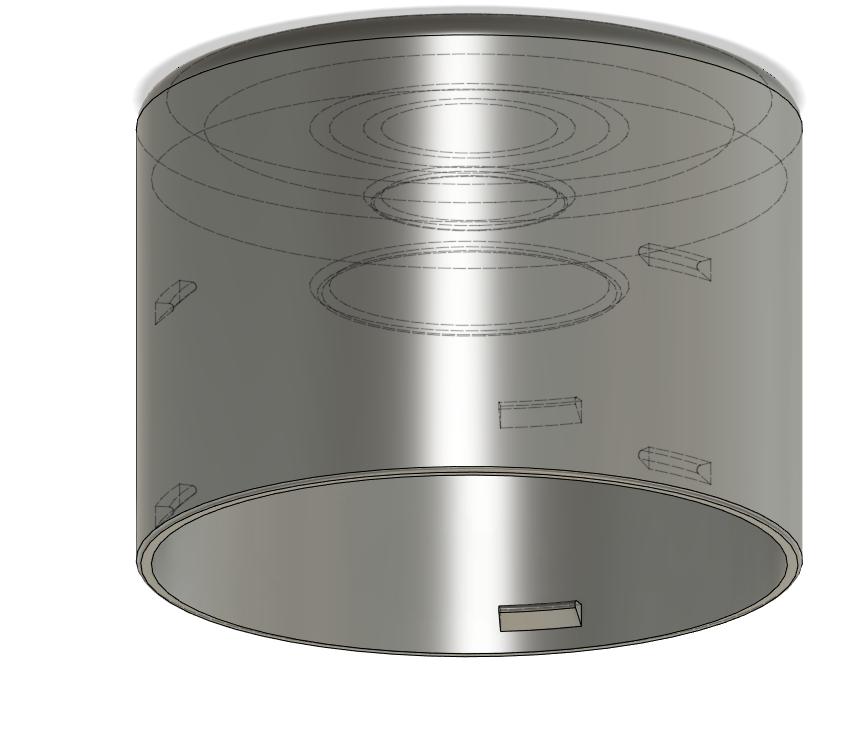 Bouchon.png Download free STL file Mower plug • Template to 3D print, Atsoume