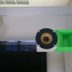 Download free 3D printing files Micro Horn Speaker, iamjorgensen