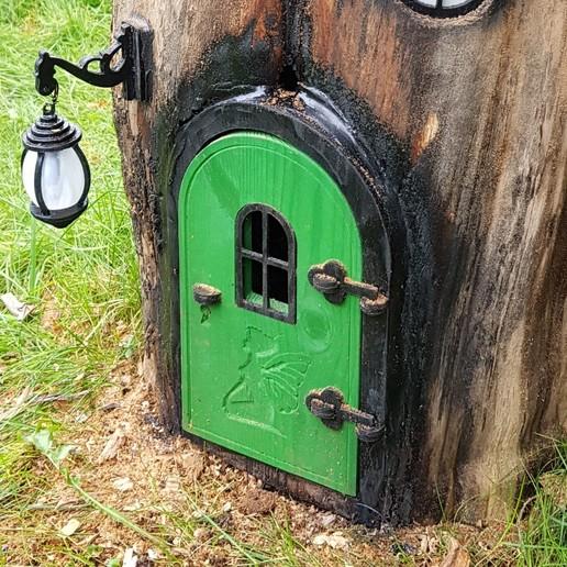 faierytree.jpg Télécharger fichier STL gratuit Maison de fée du jardin • Plan pour impression 3D, iamjorgensen