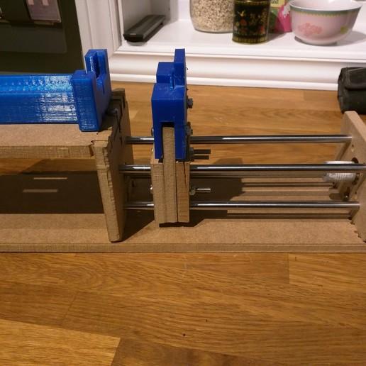 Télécharger fichier STL gratuit Extrudeuse de pâte à pâte pour le bricolage (travaux en cours) • Modèle pour impression 3D, iamjorgensen