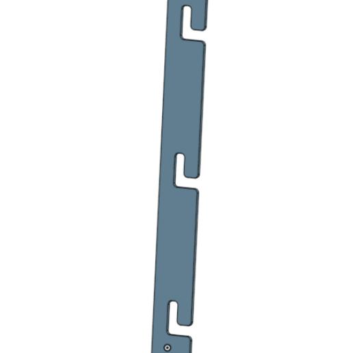 Télécharger fichier STL gratuit Stopper - empêcher les petits d'accéder à tous les accessoires de cuisine • Modèle pour impression 3D, iamjorgensen