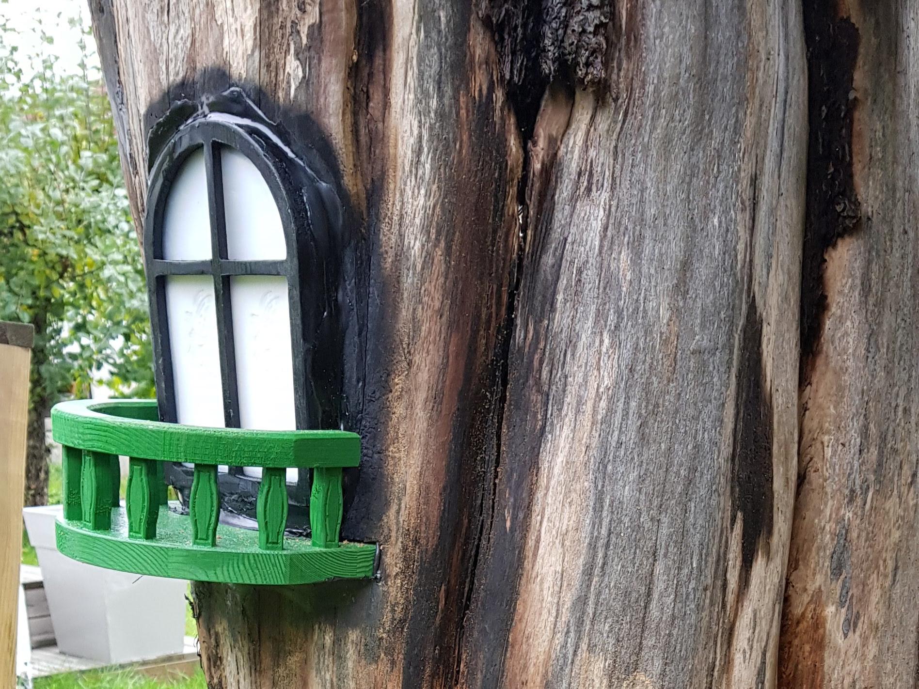 faierytree2.jpg Télécharger fichier STL gratuit Maison de fée du jardin • Plan pour impression 3D, iamjorgensen