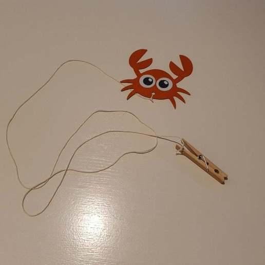 Télécharger fichier 3MF gratuit Mignons engins de pêche au crabe - MUU2S • Modèle pour imprimante 3D, iamjorgensen