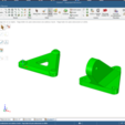 set_horn_thick.PNG Download free OBJ file Thick Horn and qwick´s LIDL • 3D printer design, PaulDrones