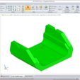 ESC_2.PNG Download free OBJ file X Class parts, ESC Support TPU • 3D printer model, PaulDrones