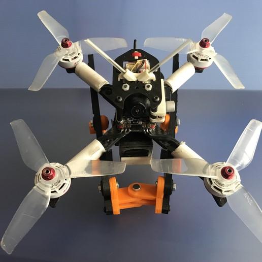 IMG_3143.JPG Download free STL file Drone Launchpad • 3D printable design, PaulDrones