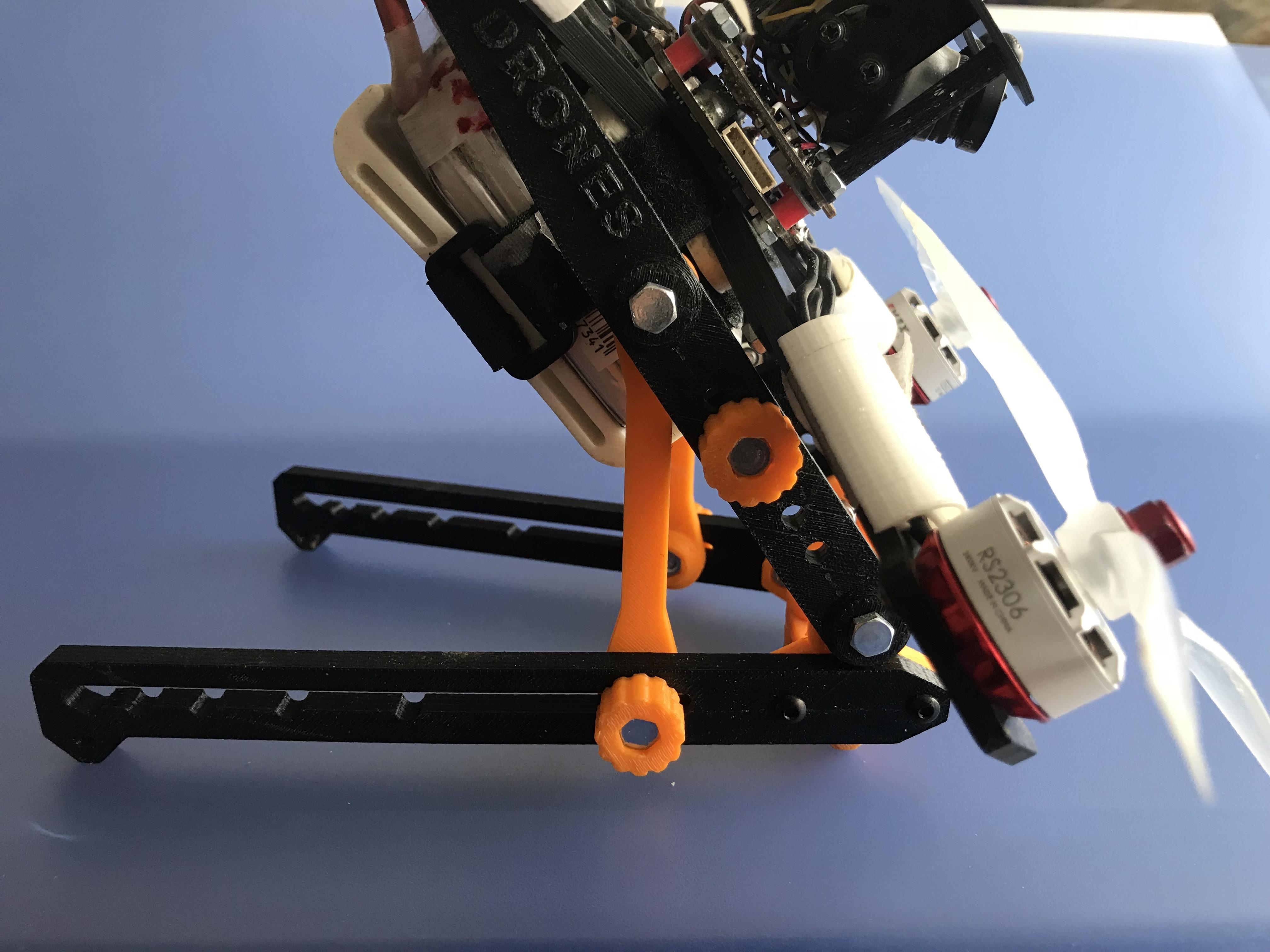 IMG_3145.JPG Download free STL file Drone Launchpad • 3D printable design, PaulDrones