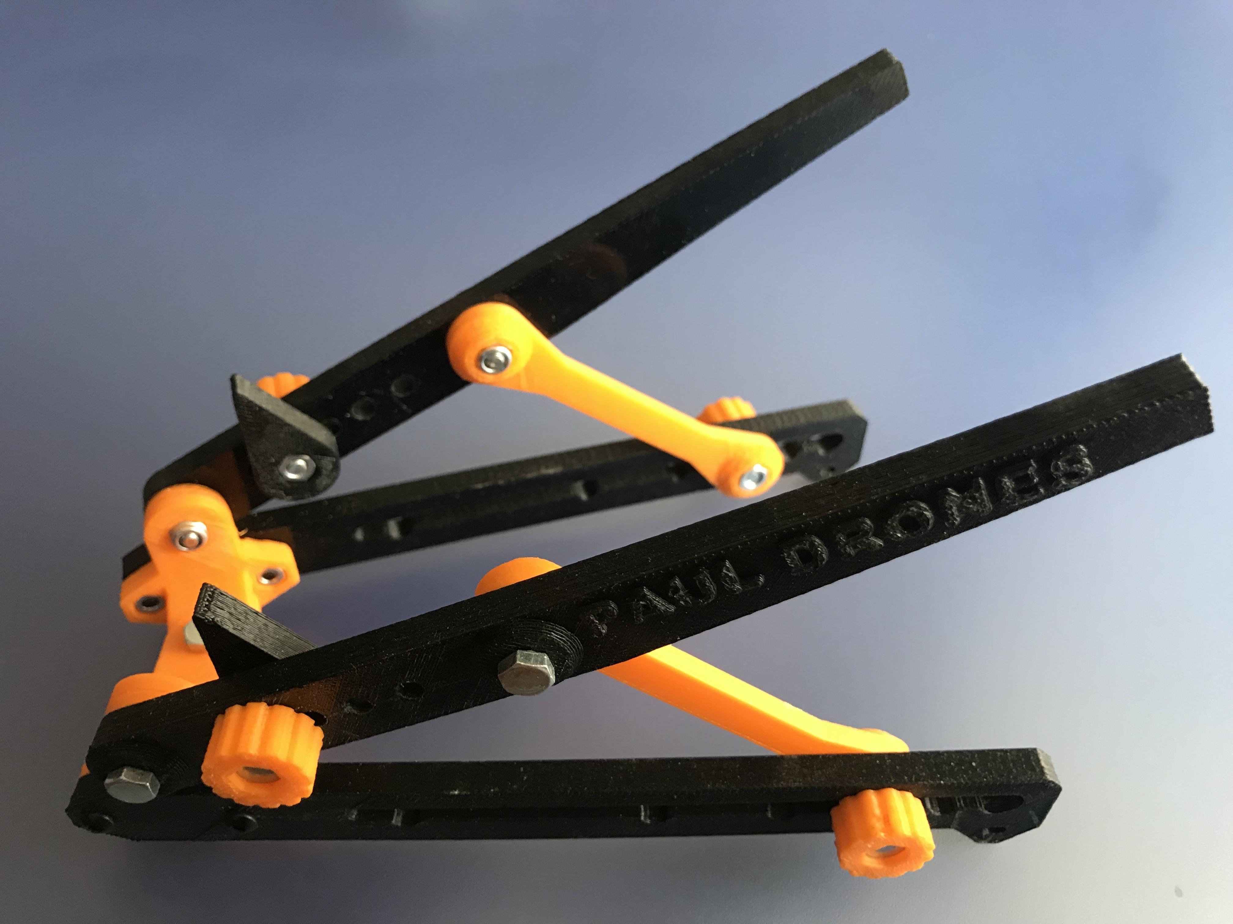 IMG_3141.JPG Download free STL file Drone Launchpad • 3D printable design, PaulDrones