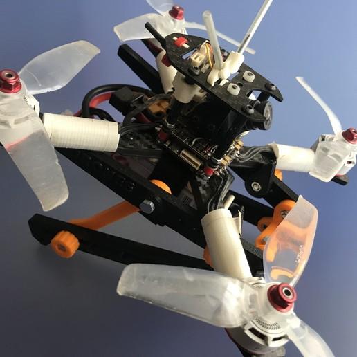 IMG_3144.JPG Download free STL file Drone Launchpad • 3D printable design, PaulDrones
