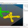 Launch_set.PNG Download free OBJ file Launchpad para Tinywhoop de 65 & 75mm. (2 en 1) • 3D printer design, PaulDrones