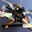 IMG_3142.JPG Download free STL file Drone Launchpad • 3D printable design, PaulDrones