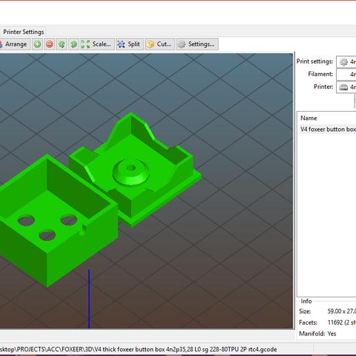 Captura.PNG Download free OBJ file Foxeer swich board case • 3D printing design, PaulDrones