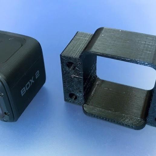 Download free STL AR.Wing Foxeer Box2 TPU cage, PaulDrones