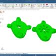 Télécharger fichier impression 3D gratuit Moteur LIDL Bancada postérieur à moteur réglable en hauteur., PaulDrones
