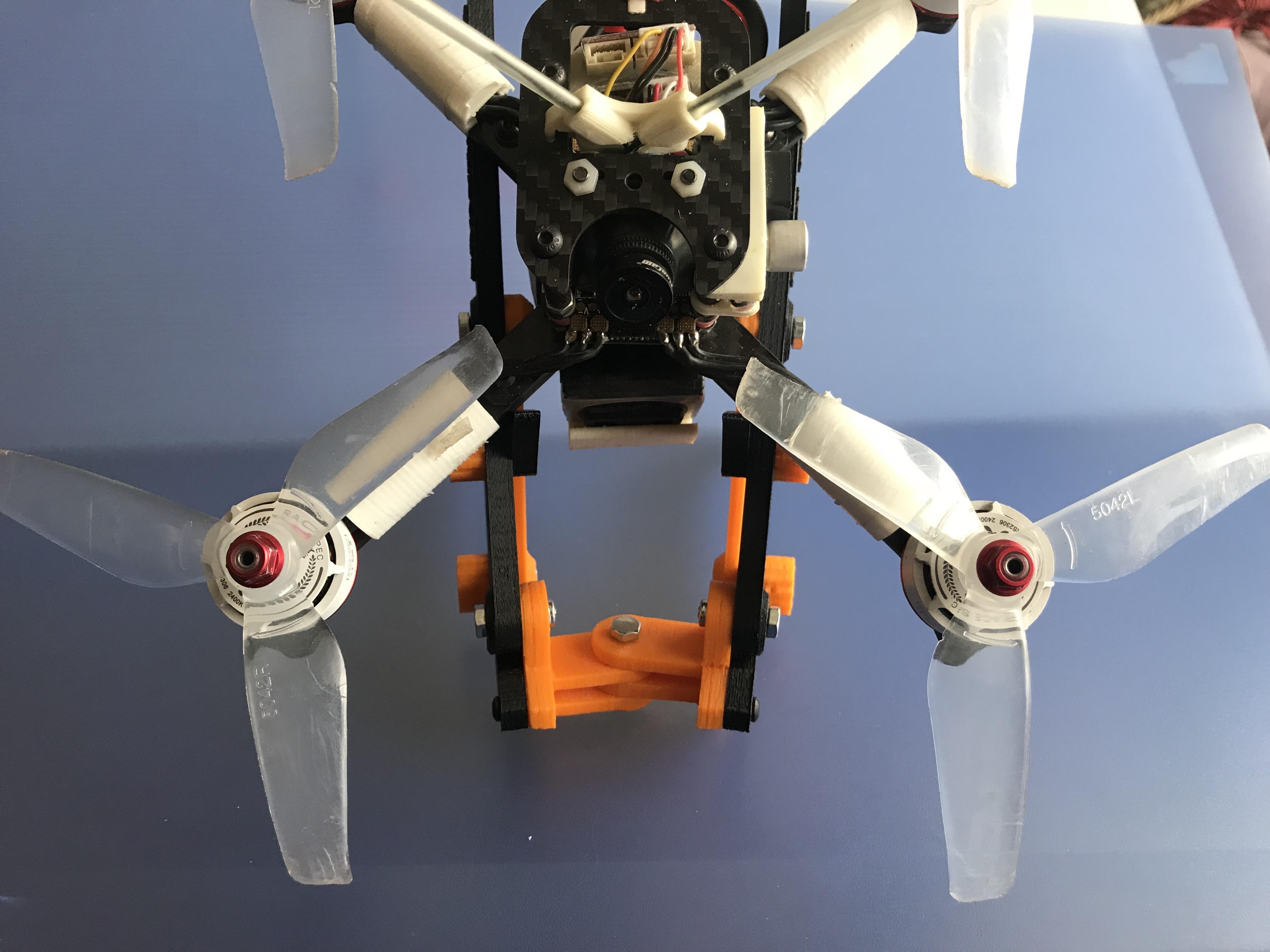 IMG_3146.JPG Download free STL file Drone Launchpad • 3D printable design, PaulDrones