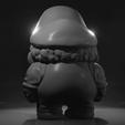 Télécharger plan imprimante 3D Mario stylisé, Leppe
