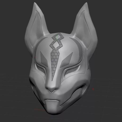 Télécharger plan imprimante 3D Masque Drifter, danielign15