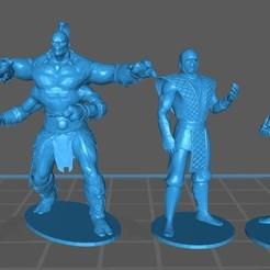 Descargar modelo 3D Colección MK como miniatura de sobremesa, Tronic3100