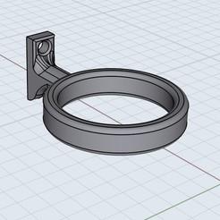 Descargar diseños 3D gratis Soporte de pared Pokeball Plus, tra6zon1uyum