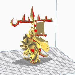 Télécharger fichier 3D gratuit Mini Créature Voyageur !, ryad36