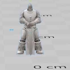 Download 3D printer templates Templar, ryad36
