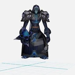 Download free STL file Wow Troll Mage, World of warcraft, ryad36