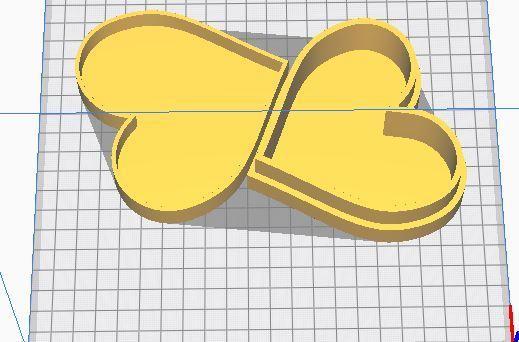 Capture44.JPG Télécharger fichier OBJ gratuit Boite en coeur • Design pour impression 3D, ryad36