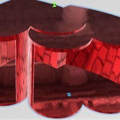 Télécharger plan imprimante 3D gatuit Pot En forme de Cœur, Maison, décoration, Amour,, ryad36