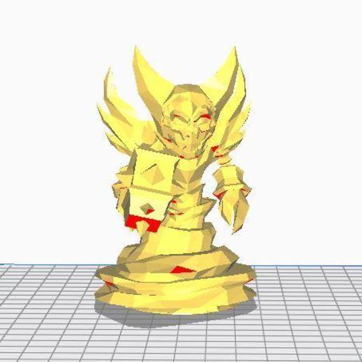 Telecharger Fichier Obj Gratuit Mini Ragnoros Boss Wow World Of Warcraft Jeux Plan A Imprimer En 3d Cults