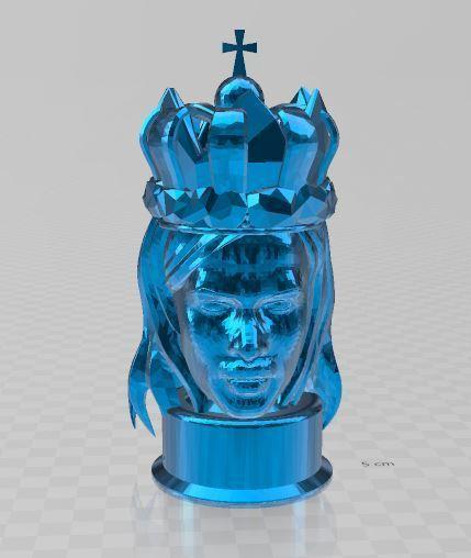 King.JPG Télécharger fichier OBJ gratuit Bust King  • Design à imprimer en 3D, ryad36