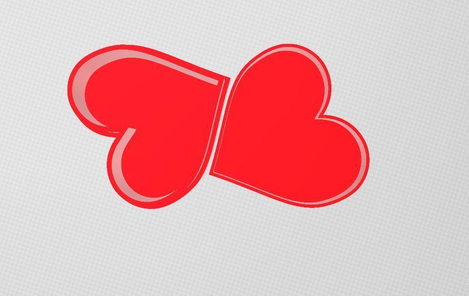 Capture46.JPG Download free OBJ file Heart box • 3D printer model, ryad36