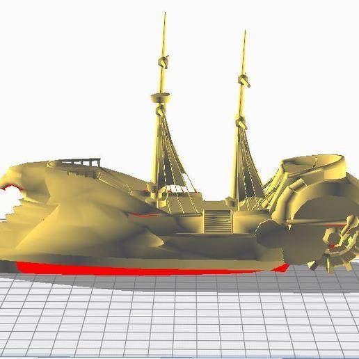 Capture1.JPG Télécharger fichier OBJ gratuit Bateau de Guerre VIKING • Objet pour imprimante 3D, ryad36