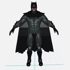 Download free 3D printer designs Batman, ryad36