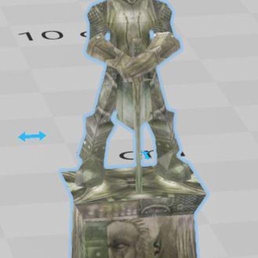 Télécharger fichier impression 3D gratuit Templier, Guerrier, Soldat Romain, Rome,, ryad36