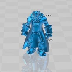 Download free 3D printer files Thrall, Boss, World of warcraft, Horde, Alliance, Wow, games,, ryad36