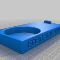 Télécharger plan imprimante 3D gatuit Support soudure, edbo