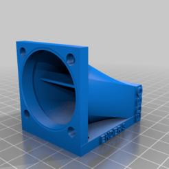 Descargar STL gratis Conducto de ventilación Creality Ender 3 / CR10 pour fan 40x40, edbo
