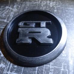 Descargar archivos STL gratis Medallón GTR, edbo