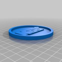 Télécharger objet 3D gratuit Medaillon NOS, edbo
