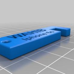 Télécharger fichier imprimante 3D gratuit Support iphone 6s, edbo