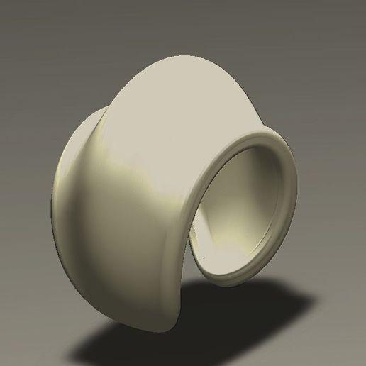 Download 3D printer model sbalzatto ring, fernandobech