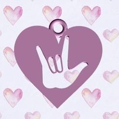 mano real.jpg Download STL file Love Hand • 3D printing object, zafirah99