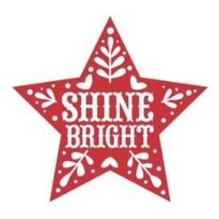 Descargar diseños 3D Star Shine christmas ornament, zafirah99