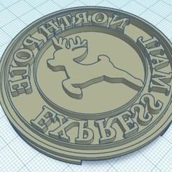 Download 3D printing templates Christmas Cookie Stamps Set, zafirah99